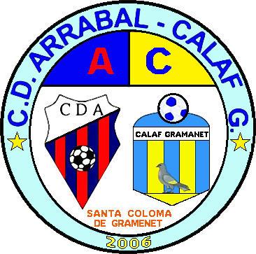 Logo of C.D. ARRABAL-CALAF G. (CATALONIA)