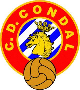 Logo of C.D. CONDAL (CATALONIA)