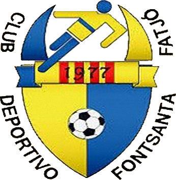 Logo of C.D. FONTSANTA FATJÓ (CATALONIA)