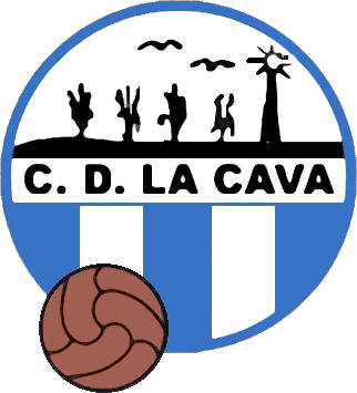 Logo of C.D. LA CAVA (CATALONIA)