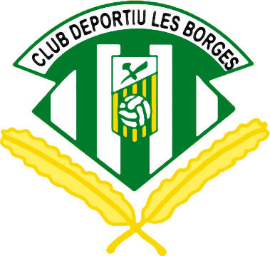 Logo of C.D. LES BORGES (CATALONIA)
