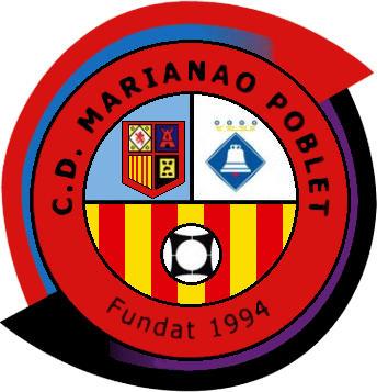 Logo de C.D. MARIANAO POBLET (CATALOGNE)