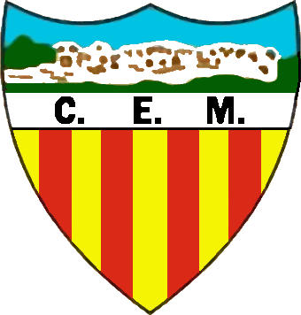 Logo of C.D. MONTESQUIU (CATALONIA)