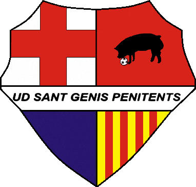 Logo of C.D. SANT GENIS PENITENTS (CATALONIA)