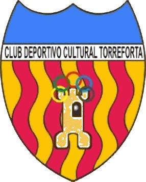 Logo C.D.C. TORREFORTA (CATALONIA)