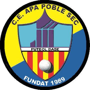 Logo of C.E. APA POBLE SEC (CATALONIA)
