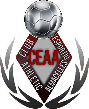 Logo of C.E. ATHLETIC ALMACELLES (CATALONIA)