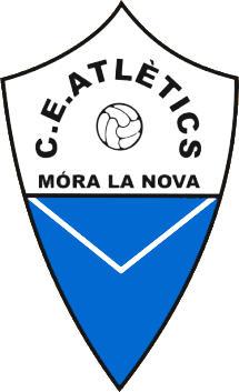 Logo of C.E. ATLÈTICS MÓRA LA NOVA (CATALONIA)