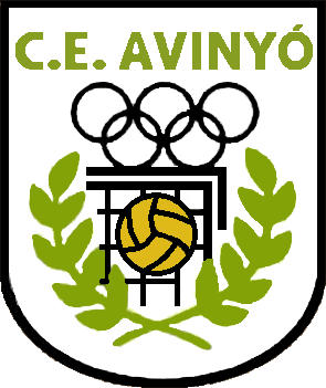 Logo of C.E. AVINYÓ (CATALONIA)