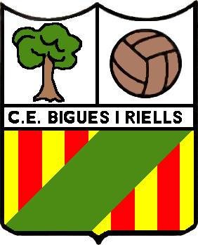 Logo of C.E. BIGUES I RIELLS (CATALONIA)