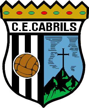 Logo de C.E. CABRILS (CATALOGNE)