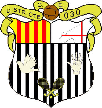 Logo of C.E. DISTRICTE 030 (CATALONIA)