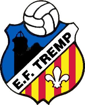 Logo of C.E. E.F. TREMP (CATALONIA)