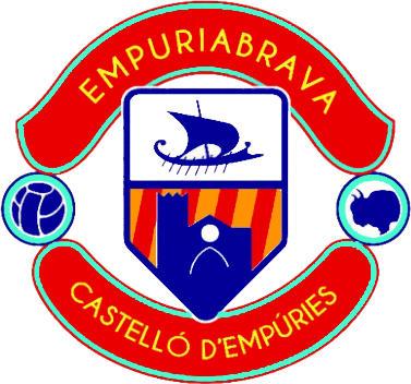 Logo of C.E. EMPURIABRAVA CASTELLÓ (CATALONIA)