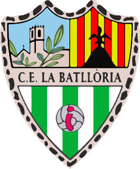 Logo of C.E. LA BATLLÒRIA (CATALONIA)