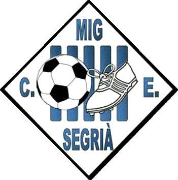 Logo of C.E. MIG SEGRIÀ (CATALONIA)
