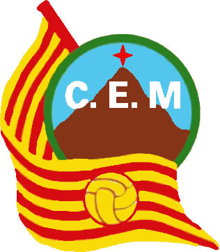 Logo of C.E. MONTBRIÓ (CATALONIA)