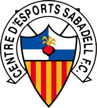 Logo of C.E. SABADELL F.C. (CATALONIA)