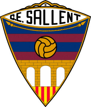 Logo of C.E. SALLENT (CATALONIA)