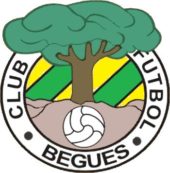 Logo de C.F BEGUES (CATALOGNE)