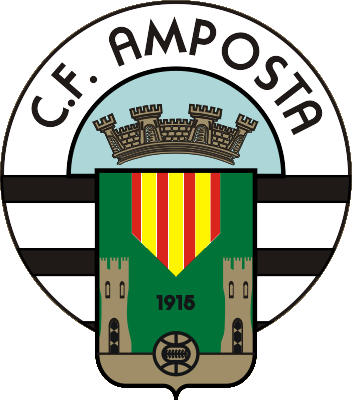 Logo of C.F. AMPOSTA  (CATALONIA)
