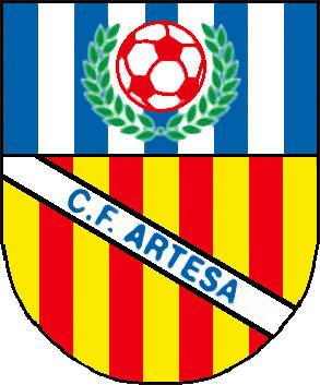 Logo of C.F. ARTESA (CATALONIA)