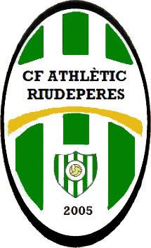 Logo of C.F. ATHLÈTIC RIUDEPERES (CATALONIA)