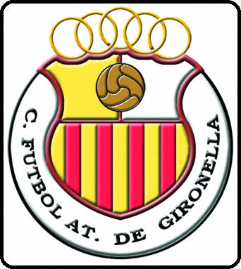 Logo of C.F. ATLÉTIC DE GIRONELLA (CATALONIA)