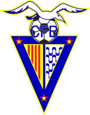 Logo of C.F. BADALONA  (CATALONIA)