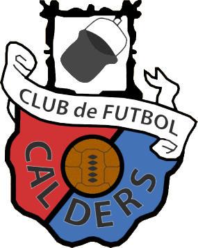 Logo of C.F. CALDERS (CATALONIA)