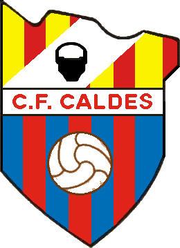 Logo of C.F. CALDES (CATALONIA)