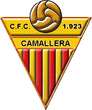 Logo of C.F. CAMALLERA (CATALONIA)