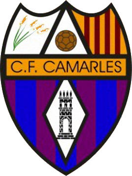 Logo of C.F. CAMARLES (CATALONIA)