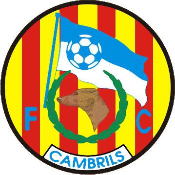 Logo of C.F. CAMBRILS (CATALONIA)