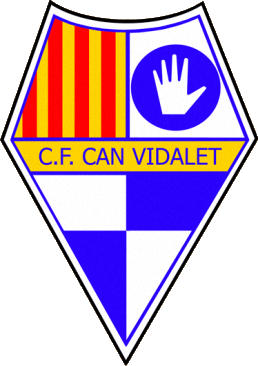 Logo C.F. CAN VIDALET (CATALONIA)