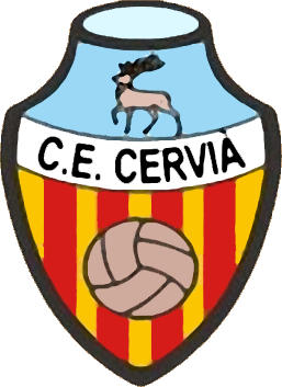 Logo of C.F. CERVIÁ (CATALONIA)