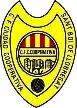 Logo of C.F. CIUDAD COOPERATIVA (CATALONIA)