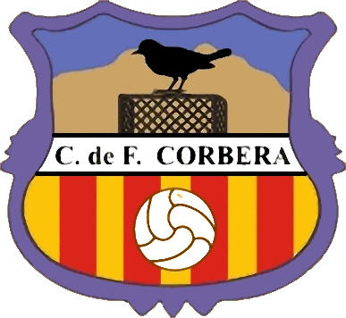 Logo of C.F. CORBERA (CATALONIA)