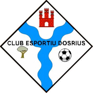 Logo of C.F. DOSRIUS 2010 (CATALONIA)