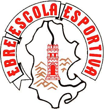 Logo of C.F. EBRE E.E. (CATALONIA)