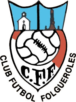 Logo of C.F. FOLGUEROLES (CATALONIA)