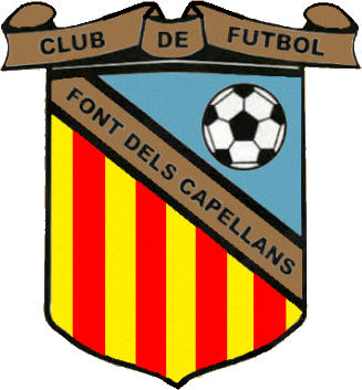 Logo of C.F. FONT DELS CAPELLANS (CATALONIA)