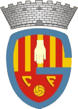 Logo de C.F. GANDESA (CATALOGNE)