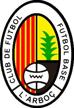 Logo of C.F. L'ARBOÇ (CATALONIA)