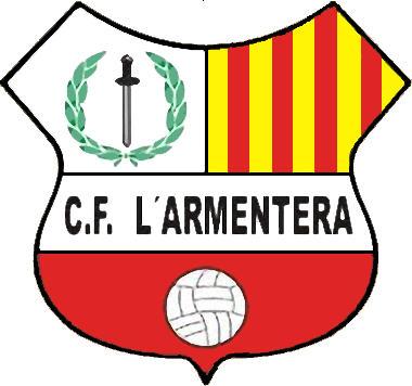 Logo of C.F. L'ARMENTERA (CATALONIA)
