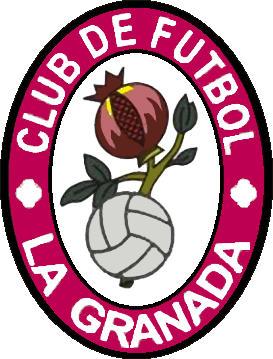 Logo of C.F. LA GRANADA (CATALONIA)