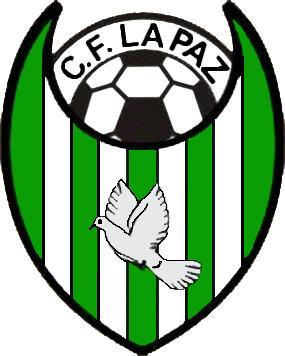 Logo of C.F. LA PAZ (CATALONIA)