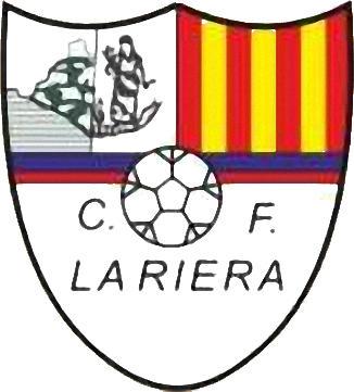 Logo C.F. LA RIERA (CATALONIA)