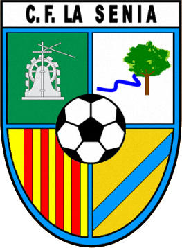 Logo of C.F. LA SÉNIA (CATALONIA)