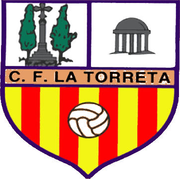 Logo of C.F. LA TORRETA (CATALONIA)
